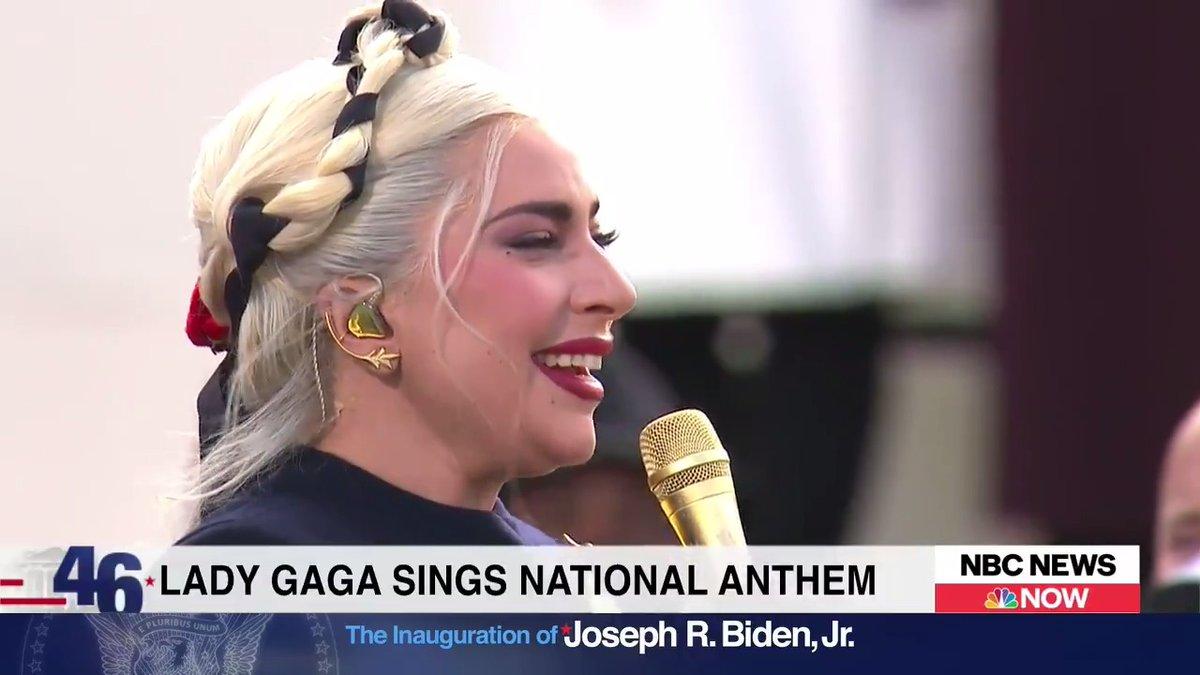 @NBCNews's photo on National Anthem