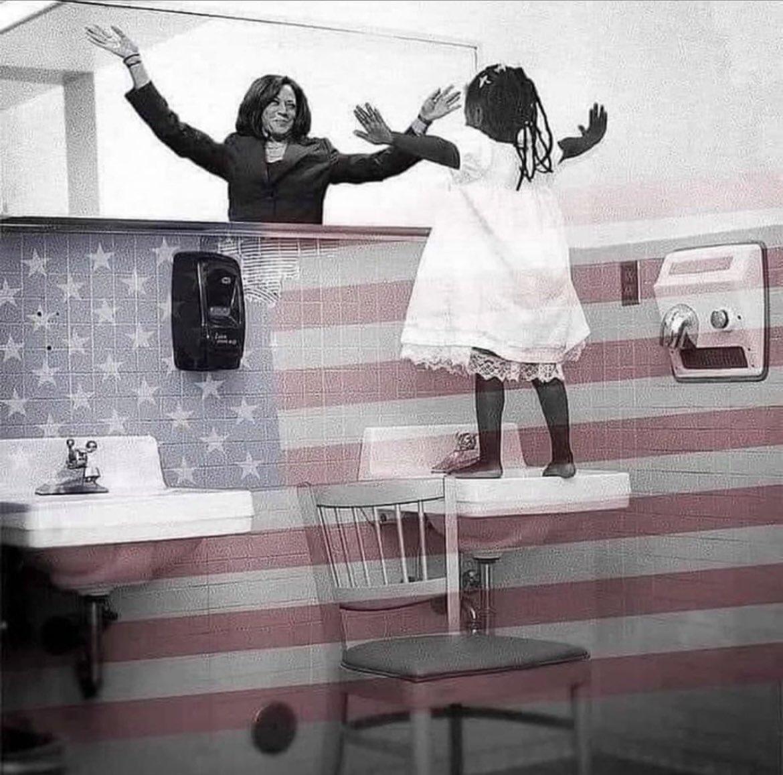 #BidenHarrisInauguration  #KamalaHarrisMakingHistory  #BlackGirlMagic