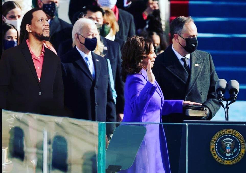 The SteaminWilliBeamn Show was rewarded for putting Trump out of the White house,we made history today,see how I did it  #AmericaOrTrump  #TheRealDonaldJTrump  #TheRealDonaldTrump #BidenHarrisInauguration #Biden #KamalaHarris