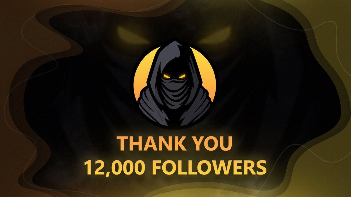 Thank you for 12,000 Followers👥💛 Want to win a FREE Beta Key?🔑 → Like💛 → Retweet🔁 → Follow @CloakAIO👥 3 Lucky Winners🍀 Ends in 24 Hours⏰