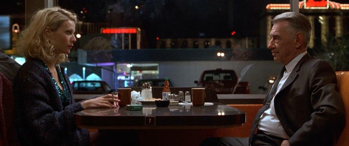 "Hard Eight (aka ""Sydney"") premiered #OTD 25 years ago at Sundance.  Dir: Paul Thomas Anderson DoP: Robert Elswit"