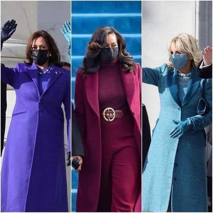 The Cheetah Girls arriving to set for a reunion movie lol.