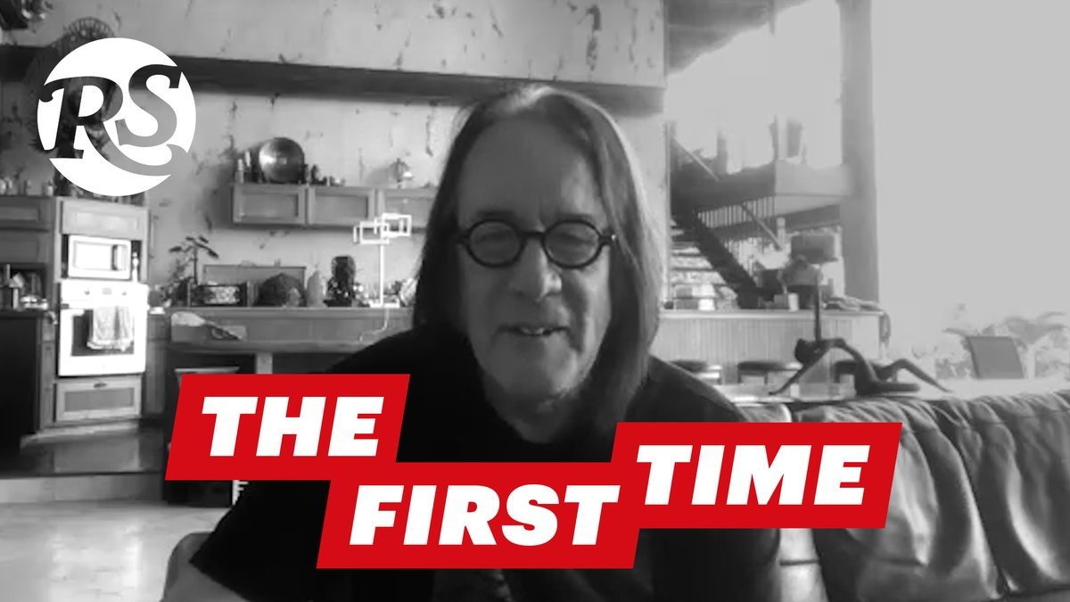 Todd Rundgren remembers meeting David Gilmour, producing Grand Funk Railroad, and getting high in 'The First Time'