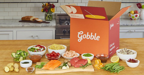 #Ad $100 Offer! Get $20 off each of your first 5 Gobble boxes! Gobble's chefs do all the prep work, like peeling chopping & marinating, so you can cook a fresh homemade dinner or pack a yummy lunch in just 15 minutes!    #lunch #dinner #food #meals #Deals