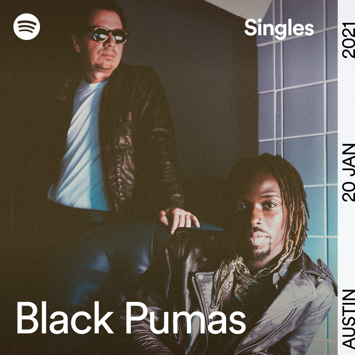 A little mid-week gift ✨ #BlackPumas gave us two tracks for the latest #SpotifySingles. Turn up the volume on #Colors and #SugarMan