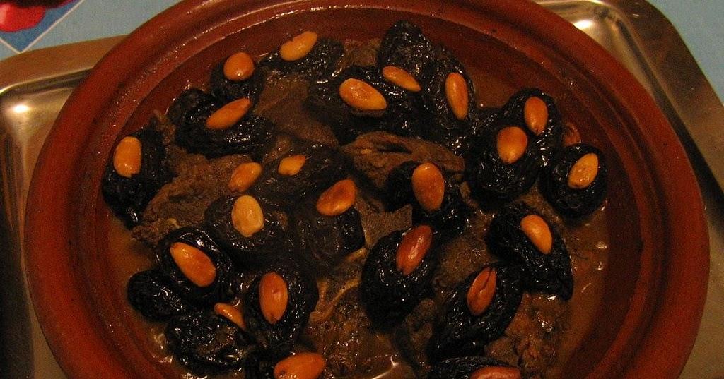"Recette de ragoût mhamar, agneau, abricots, pruneau #Ramadan #Ramazan ""#cuisinedumonde """