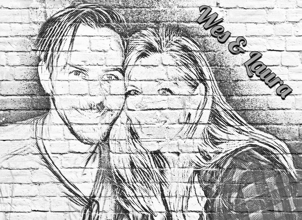 Hi @lldubs & @wesramsey I made this #fanart for you.   I hope u love it