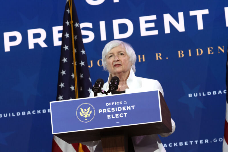 Your Exclusive Technology News:  Treasury nominee Yellen is looking to curtail use of cryptocurrency    #tech #news