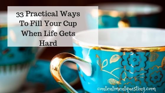 Have you heard that you should fill your cup first?  We usually hear this term in relation to self-care, but what does it mean exactly?   #positive #life #happylife #PositiveNews #PositiveVibes #selfcare #selflove