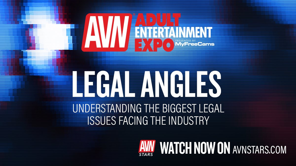 Available now in the AVN Stars AEE Clip Store — A great roundup of legal advice for industry members from some of the top attorneys in the business! Watch it here: stars.avn.com/aeexpo/media#m…