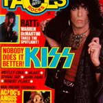 Image for the Tweet beginning: #KISSTORY January 1986 @PaulStanleyLive on