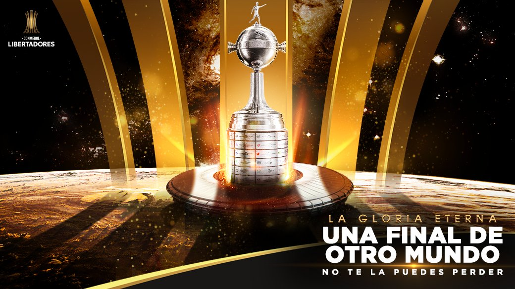 👋 @Space_Station @AstroVicGlover @Astro_Mike  @Astro_Soichi   Ya que ustedes son expertos en fenómenos, estrellas y atracción universal, los invitamos a ver Una #FinalDeOtroMundo ⚽🌎  Dale RT y ayúdanos a que en la @NASA no se pierdan la final de la CONMEBOL #Libertadores