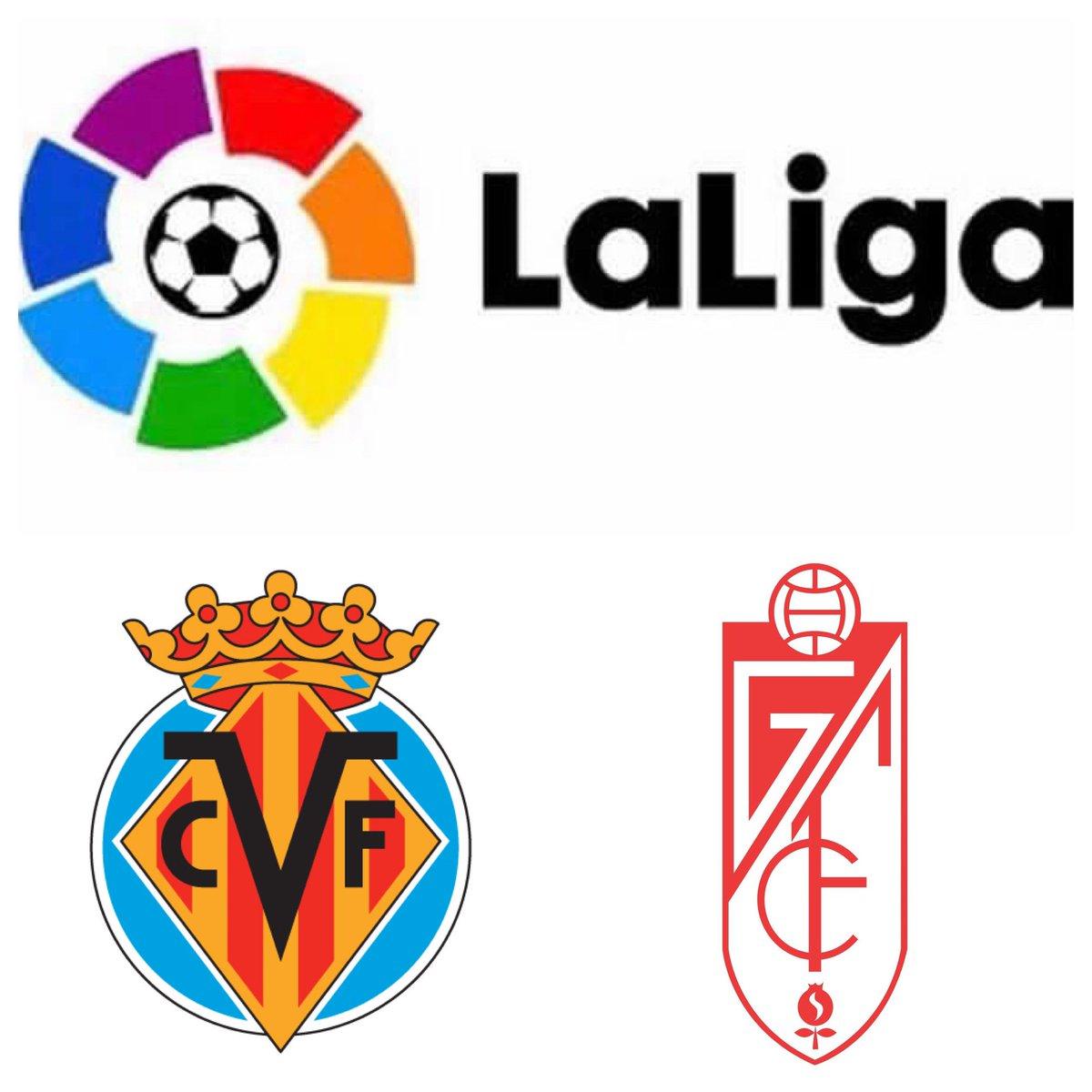 #IESRSN #Granada @ #Villarreal is underway! #LaLiga #VillarrealGranada