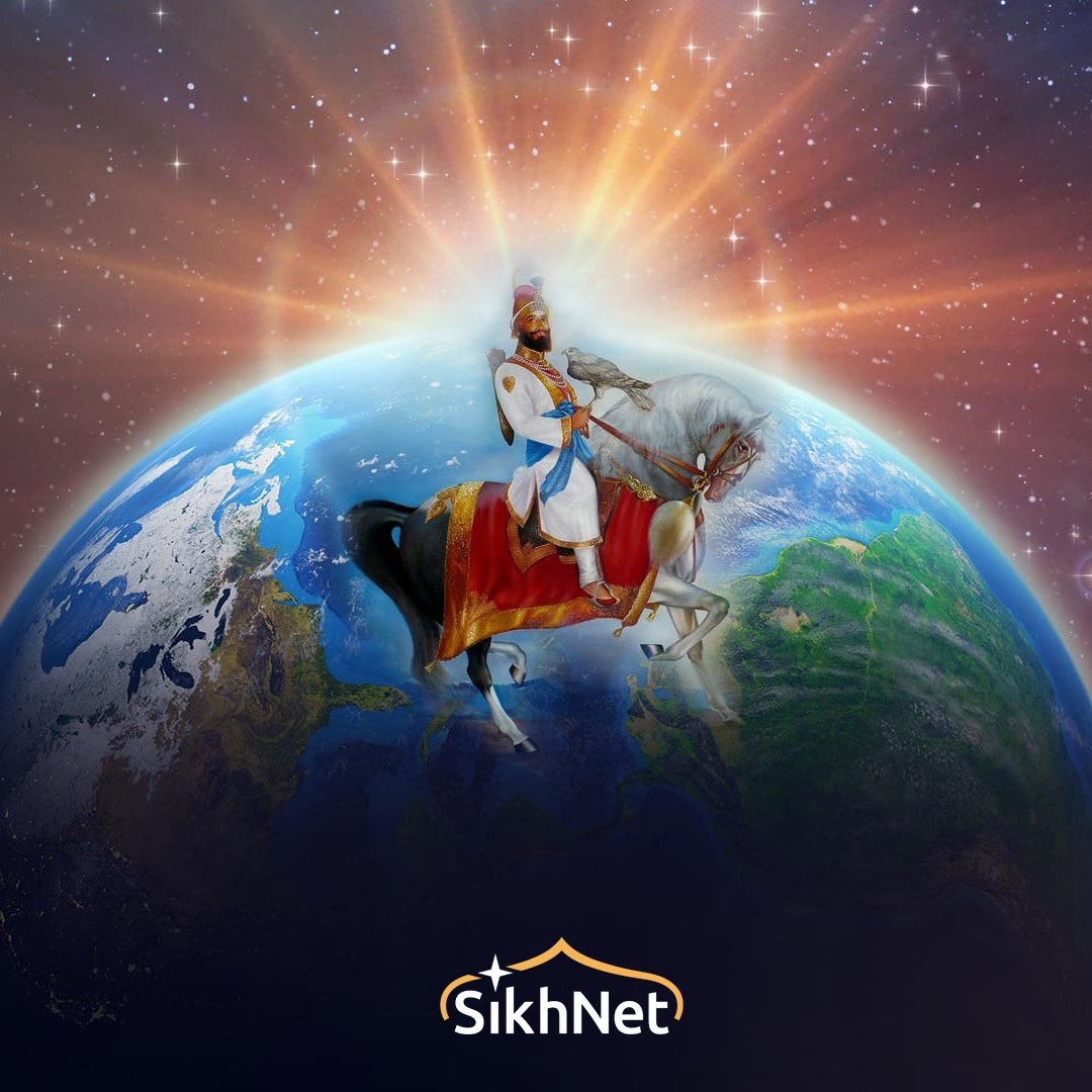 Countless souls cried out for help. The prayers incarnated as the father of the Khalsa. We are blessed to even know of him. The earth is blessed his feet walked on its ground. Blessed Guru Gobind Singh Ji Prakash Divas to all!  #GuruGobindSinghji #Gurpurab
