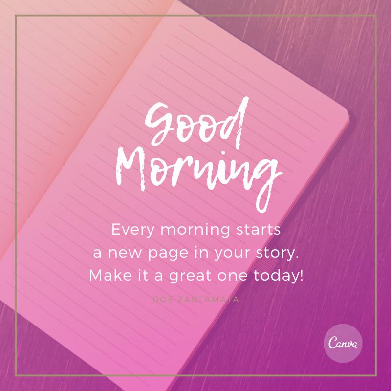 Good morning 🌄 #Philippines