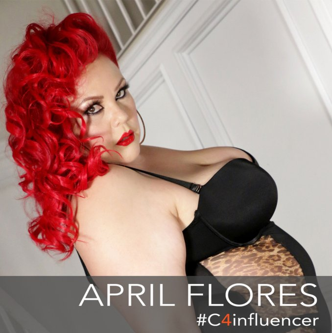 April Flores and friends are waiting! Subscribe now @TheAprilFlores #C4Influencer  https://t.co/rR7sFr9ywH