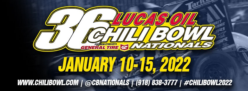 355 Days until #ChiliBowl2022. Details on tickets will be posted soon.