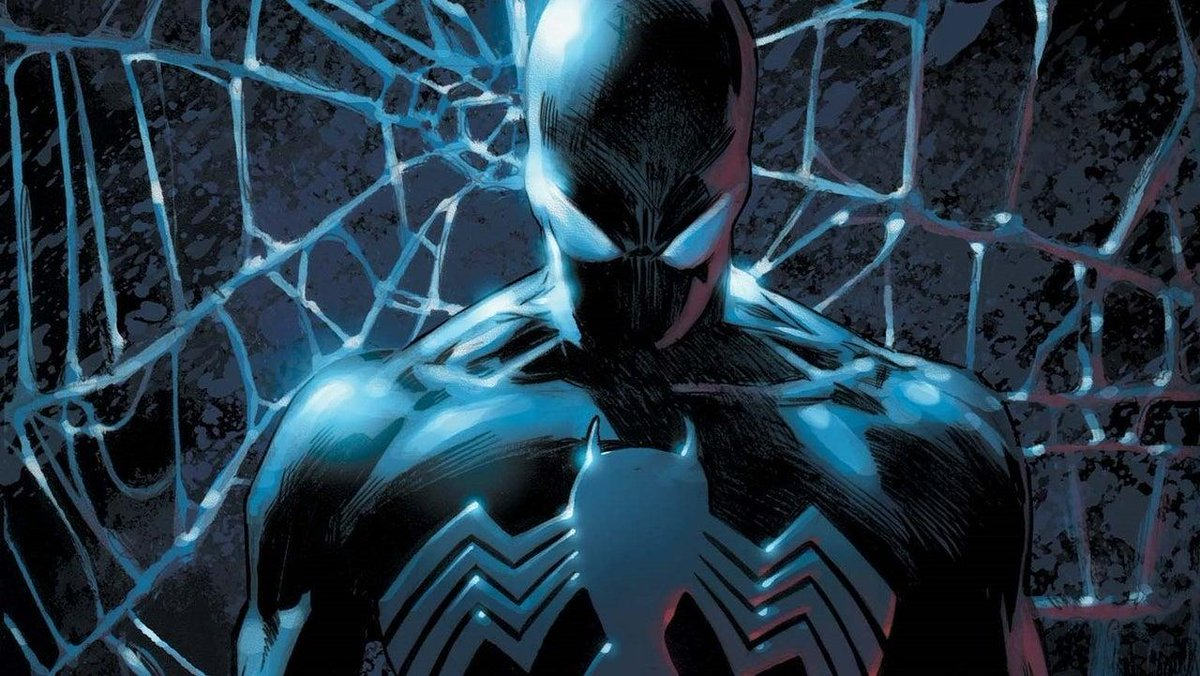 What if Peter Parker never escaped the clutches of his symbiote costume? That's the premise fueling the new limited series Spider-Man: Spider's Shadow.