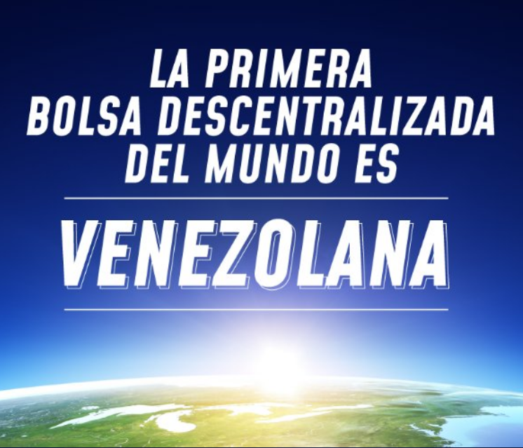 We want to share with everyone the #Good #News: We have been approved in the Official Gazette as Decentralized Stock Exchange of Venezuela. @We areBDVE   Trade quickly and easily.  #Enterate #Gaceta #Oficial Number 42,050 dated 01/19/2021