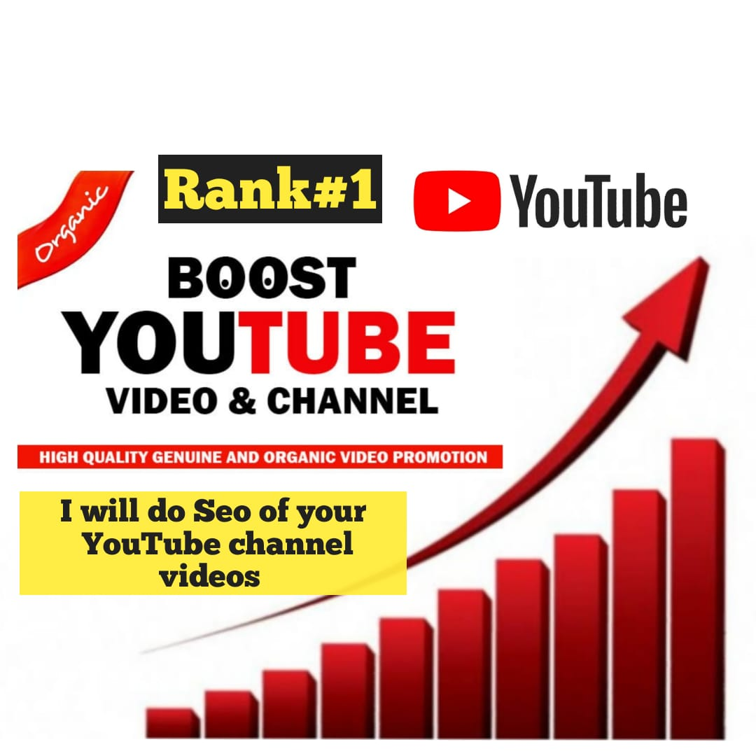 I will do best SEO of your channel and videos.. Visit my profile plzzz.. fiverr.  ..... #Facebook #contentmarketing #BanTrumpSaveDemocracy #SaveCoreyJohnson #ForgottenLtd #Facebook #facebookbusinesspage #fiverrseller #fiverrgigs #fiverrgigpromotion