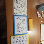 Image for the Tweet beginning: Amazing maths work in Reception!