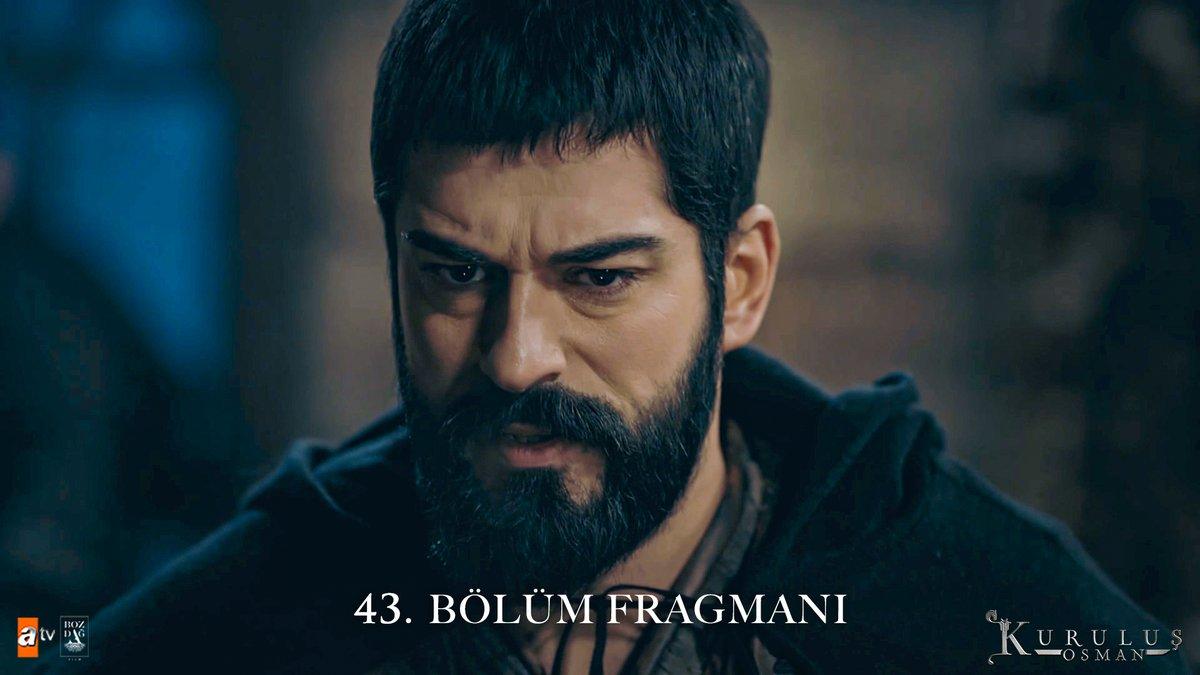 """""""Nikola bu gece ölecek!""""  #KuruluşOsman heyecan dolu yeni bölümüyle Çarşamba 20.00'de #atv'de!  #Osmanlılar @bozdagfilm @atvcomtr"""