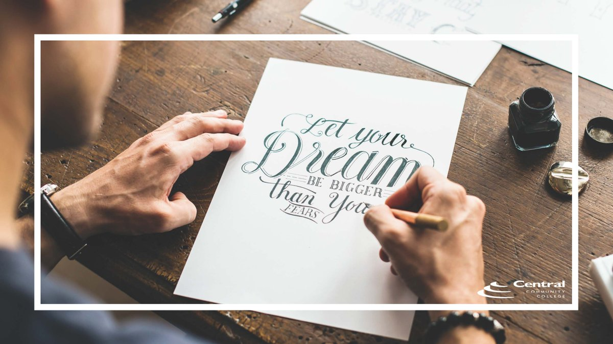Ever wanted to learn #calligraphy?  Now is your chance!  Feb 23 at @cccnebedu.  Contact 308-398-7441!  #CCC #learnsomethingnew #communityeducation