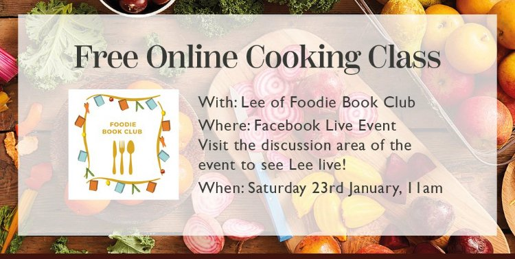 Join in, ask questions & have some fun watching live online recipe demo hosted by Lee & The Sweet Life.  @CakesandMore @book_foodie &  @BoothsCountry  Foodie Book Club Live >   #foodanddrink #wednesdaymotivation #wednesdaythought