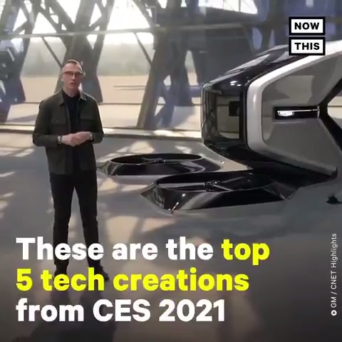 Flying taxis, solar cars, and robot pets — these were the tech highlights from CES 2021 🚕🤖🐶