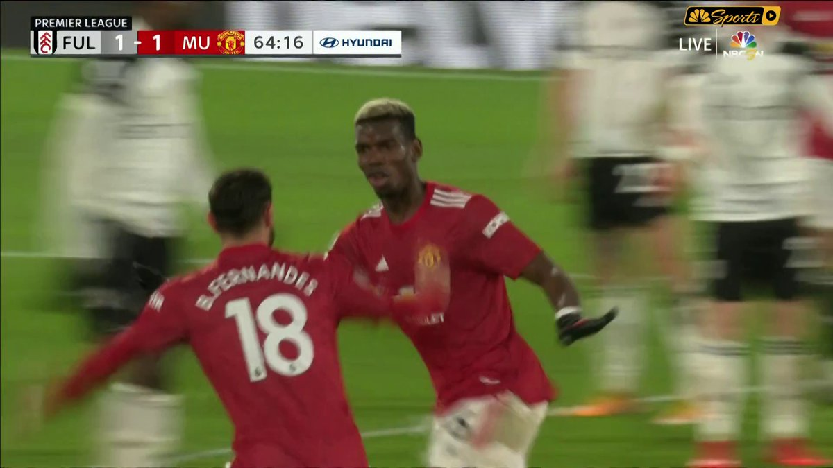 Replying to @NBCSportsSoccer: MY GOODNESS PAUL POGBA 😱