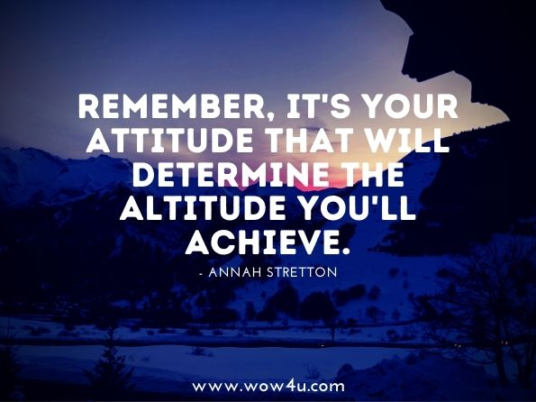 Your attitude will determine the altitude you'll achieve. #attitude #postive #success #influentialpeoplemagazine https://t.co/YwyDNq2nru https://t.co/WoMUK4DRcT