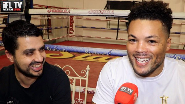 My joint interview with Joe Joyce & Adam Morallee  'I WILL STOP USYK!' - JOE JOYCE (& ADAM MORALLEE) / CLEAR UP CONTRACTUAL SITUATION WITH FRANK WARREN  🔗 | https://t.co/DukZyFoD3q  🗣 | @JoeJoyceBoxing / @thmozza   🎥 | @IFLTV   🌍 | London 🇬🇧  🥊 | #Boxing https://t.co/ScdWdJIH6m
