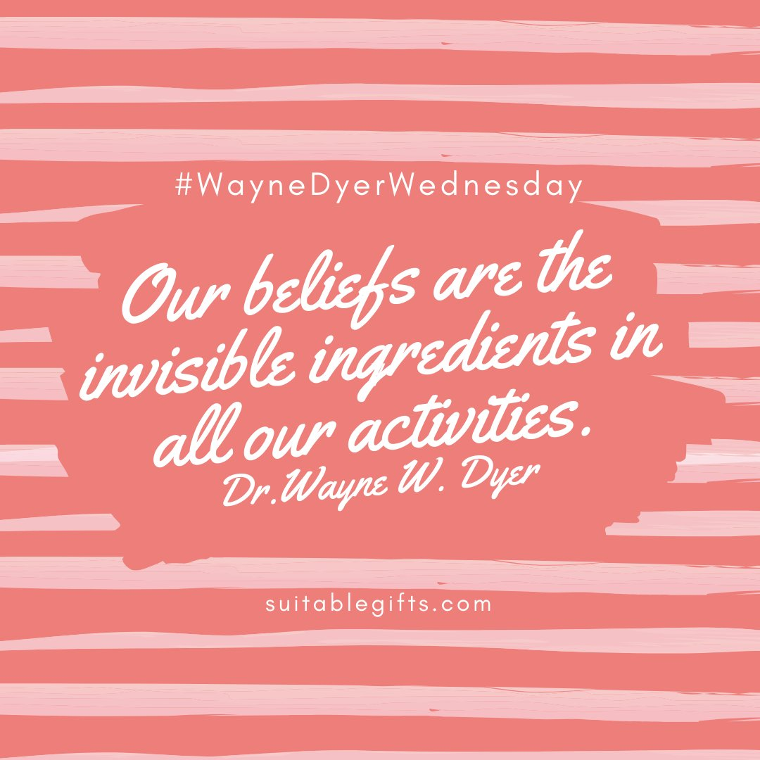 It's #WayneDyerWednesday ! ⠀⠀⠀⠀⠀⠀⠀ #quotes #inspiration #motivation #meditation #yoga #spirituality #grateful #suitablegifts #waynedyer #drwaynedyer #hayhouse #wednesdaywisdom @DrWayneWDyer