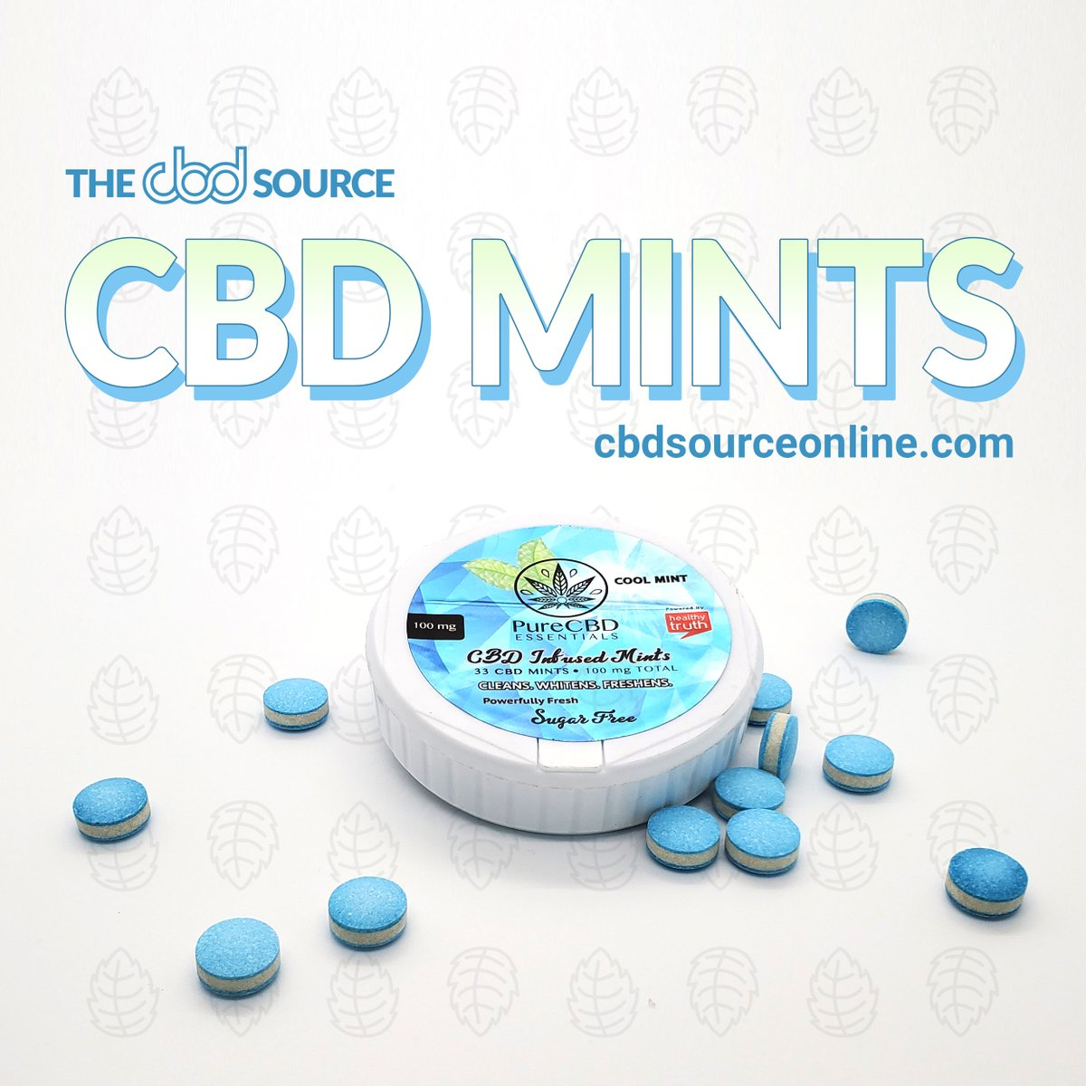 Our CBD Mints are an excellent alternative to swallowing pills or tinctures and dissolve in the mouth just like a standard breath mint. Shop now  https://t.co/bilQThbsPX  #cbd #love #cbdoil #new #instagood #cbdislife #mentalhealth #cbdlife #hempoil #cbdcure #healthyhemp #cbdcream https://t.co/TwrTIxw2EJ