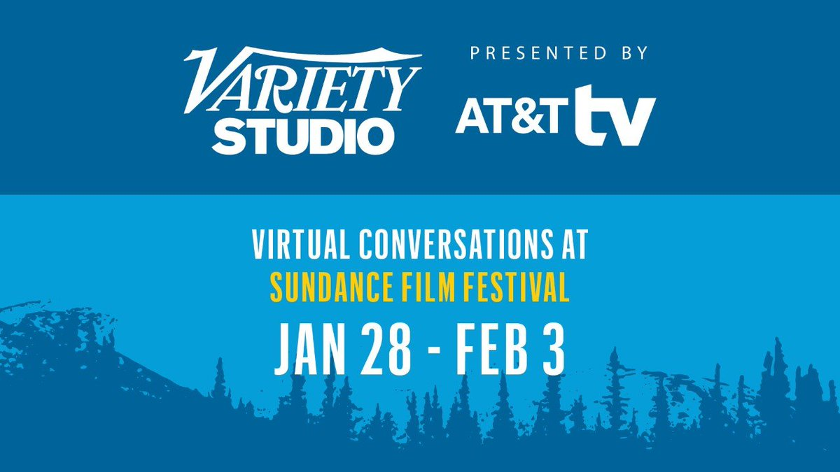 ☀️ @Variety returns to #Sundance with its annual #VarietyStudio presented by @ItsOnATT, featuring @TessaThompson_x, @RealRobinWright, @questlove, @edhelms and more talent from this year's premieres.  New conversations released daily starting Jan 28 at