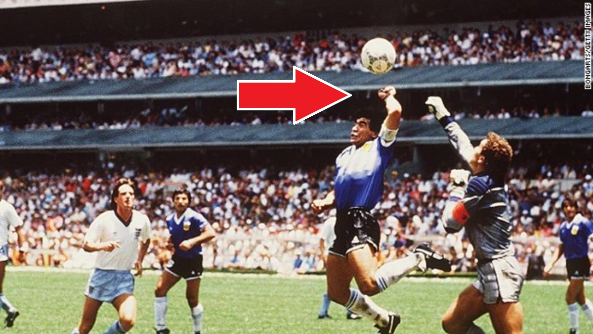 Watch #Maradona most famous goals | Word Cup 1986 | Hand of God    #HandofGod, #Maradona, #WordCup1986, #DiegoMaradona #Soccer #Football,