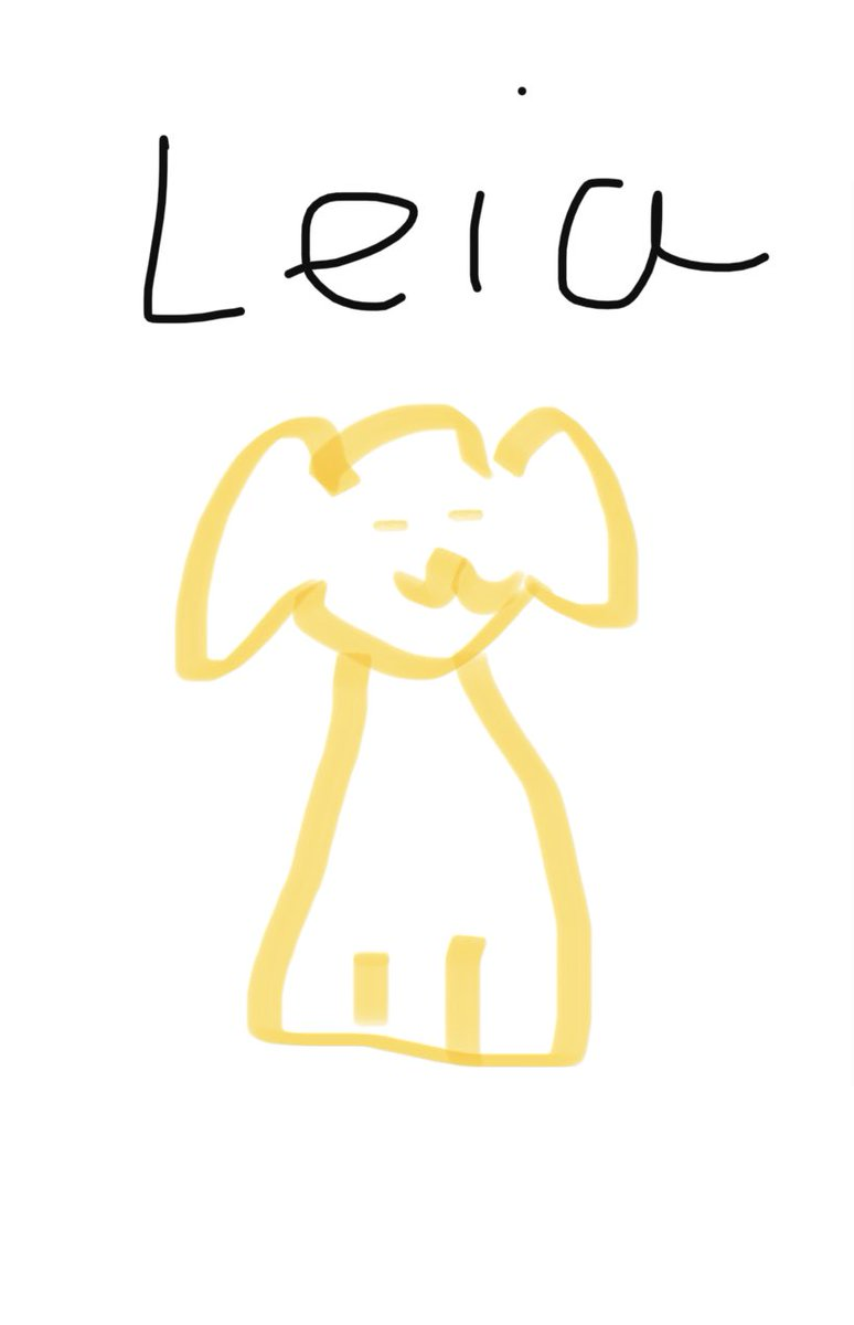@pokimanelol @CashApp $DM732 This is my dog Leia. I can't draw so here is also a picture of said dog Leia. Lol #CashAppPoki