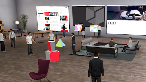 Luxury why not Audi introduces virtual workspaces to transform internal interactions German automaker Audi has launched a virtual space to enable employees to learn and work in a digital setting during the ongoing C... https://t.co/IDD0Mo9wjy via @@LuxuryDaily #success #Business https://t.co/NONoNomZKm