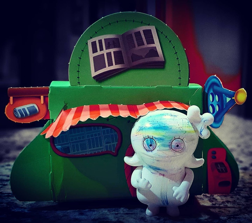 """""""So, are you really here just to train for the big world."""" Mandy   #uglydolls #mylifemymovie #uglyville #photooftheday #instamood #lifestyle #instastyle #colector #frasesdecine #moviequotes #quoteoftheday #movies #films #cine #happymeal #mivida #life"""