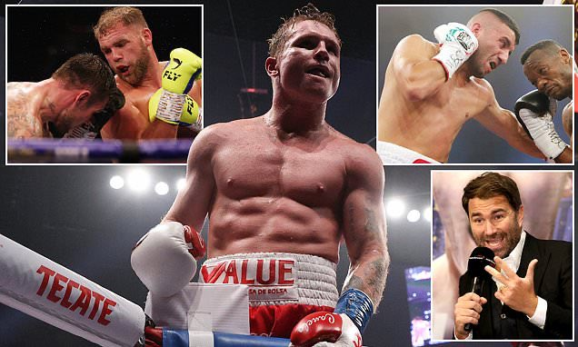 Canelo Official Fight News Coming Tomorrow!  Canelo is set to announce his fight against Mandatory Avni Yildirim, set for February 27th in Miami, USA live on DAZN.  Will be part of a two fight deal with Matchroom/Canelo to fight Billy Joe Saunders in May. #CaneloYildirim #Boxing https://t.co/U6P50HszQ7