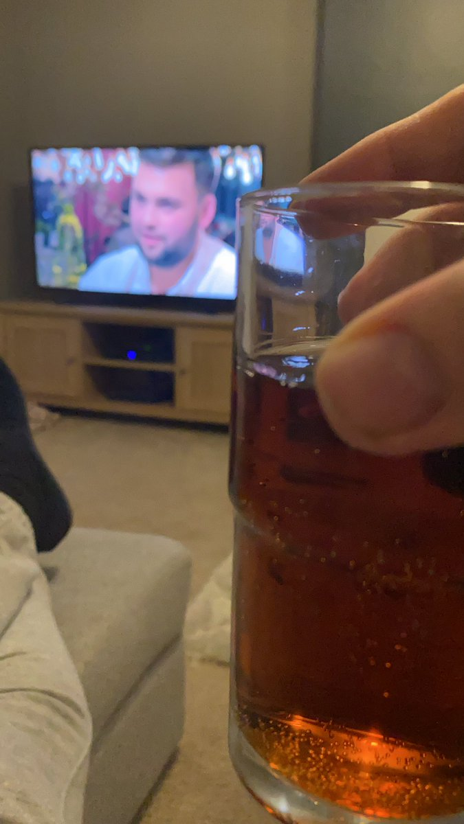 Rose & Diet Coke (Had no Pepsi Max) isn't too bad #FirstDates  Welcome to the North  #WhereAllDrinksMix  @fredsirieix1 @CiCi_Coleman @MerlinFDC4