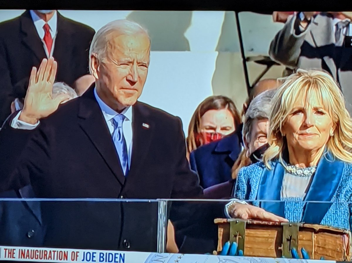 @aviberkow45 @IvankaTrump Finally #TreasonsOfTrump is gone! Yay America an adult will be in office now for the people. #PresidentBiden