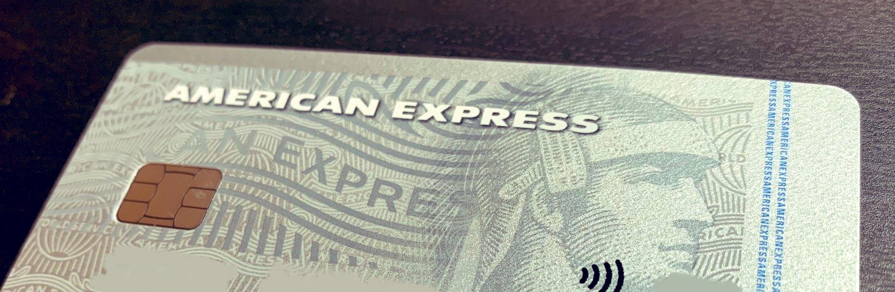 2枚目にはPlatinum Cashback Everyday Credit Card(AMEX)を選択