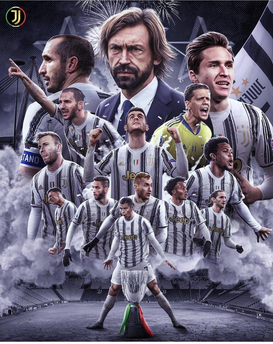 GRAZIE RAGAZZI @juventusfc  #JuventusVsNapoli  #juvenapoli  #SupercoppaItaliana #FinoAllaFine