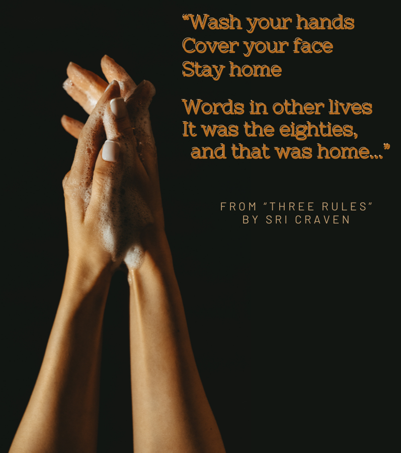 For Sri Craven, the #pandemic has prompted the return of #memories from a past life.  Read the rest of Craven's #poem on the site! #COVID19 and #Education