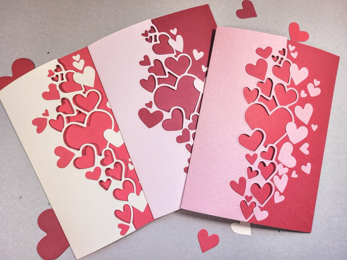 Excited to share the latest addition to my #etsy shop: Valentine's Day Cards, Tri-folded Greeting Cards, Lace Greeting Cards, Hearts Cards, Blank Cards  #red #wedding #pink #personalizedgifts #valentinesgifts #etsyvalentines #uniquegifts #handmad