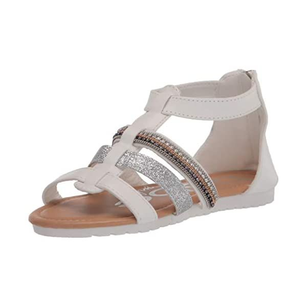 For little and big girls !  These  cute glitter strap  sandals !  #girls #sandals #cute #onlineshopping