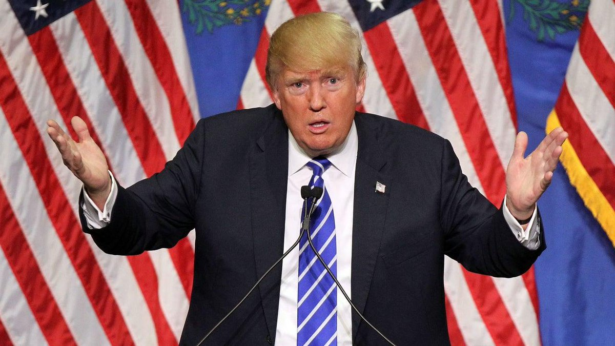 UPDATE: Twitch is indefinitely suspending Donald Trump's channel.