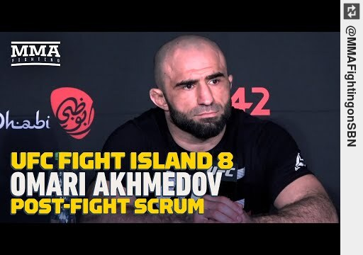 Wanna see #UFC Fight Island #[148]: #OmariAkhmedov Hopes For #UriahHall Fight, Predicts https://t.co/5BhOxzY7Bu #mma https://t.co/81iXUO8SAD