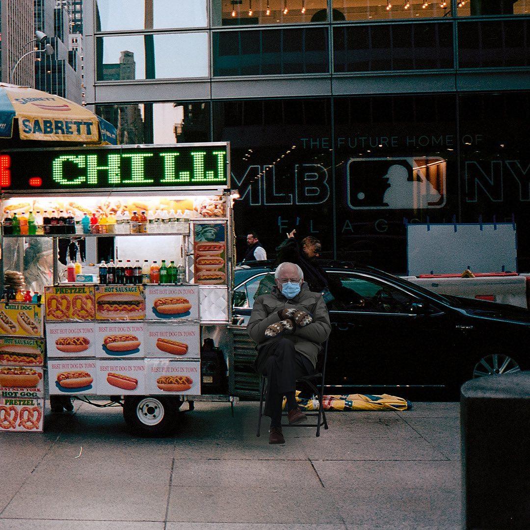 .@instagram account newyorknico graces us with the Internet's finest work yet. #iykyk Photo: newyorknico